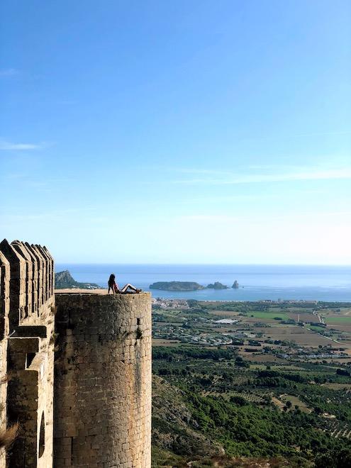 Impresionante Castillo del Montgrí