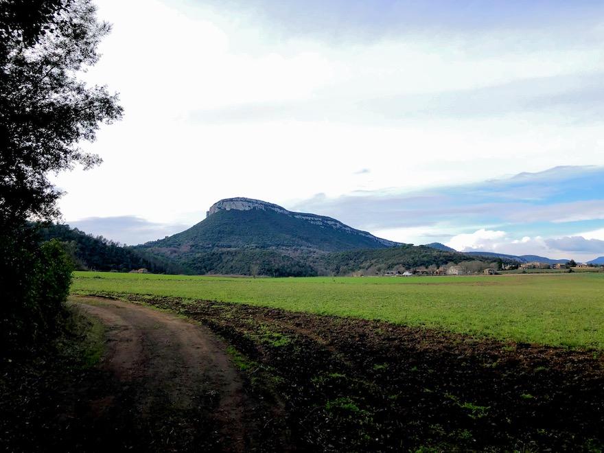 Valle en el Pla de Sant Joan